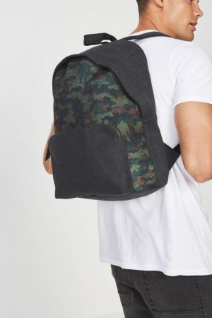 Cotton On Bags | Mens Austin Backpack Big Foot Camo