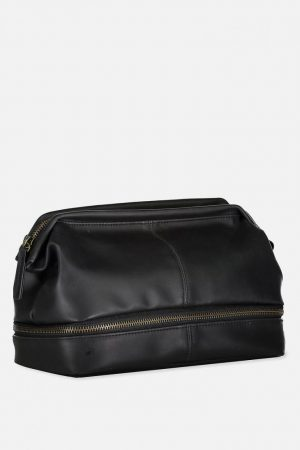 Cotton On Bags | Mens Debonair Wash Bag Black