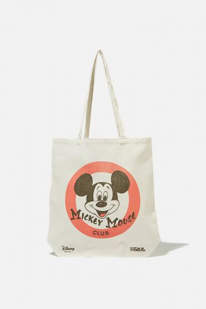 Cotton On Bags | Mens Foundation & Friends Mickey Club