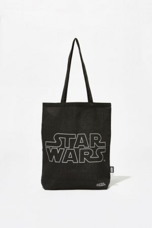 Cotton On Bags | Mens Foundation & Friends Star Wars Logo