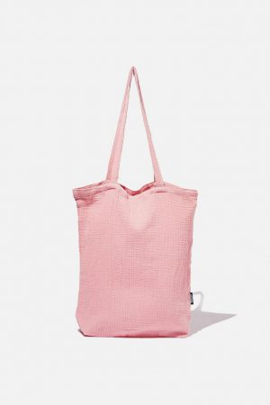 Cotton On Bags | Womens Foundation Fashion Tote Bridal Rose