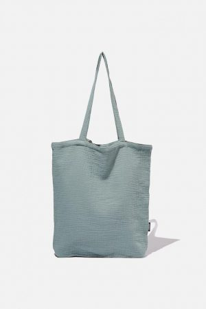 Cotton On Bags | Womens Foundation Fashion Tote Chinois Green