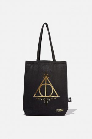 Cotton On Bags | Womens Foundation & Friends Deathly Hallows