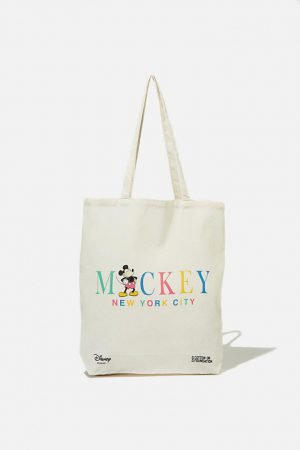 Cotton On Bags | Womens Foundation & Friends Mickey New York