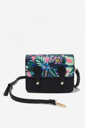 Cotton On Bags | Womens Mini Buffalo Satchel Bag Resort Floral