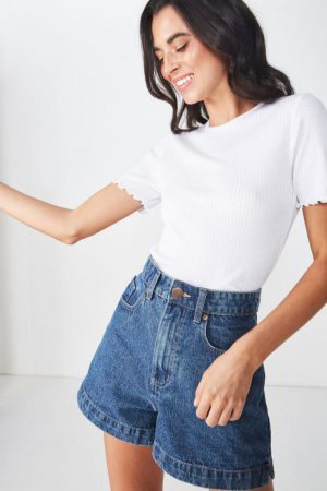 Cotton On Essential Tees | Womens The Sister Short Sleeve Tee White