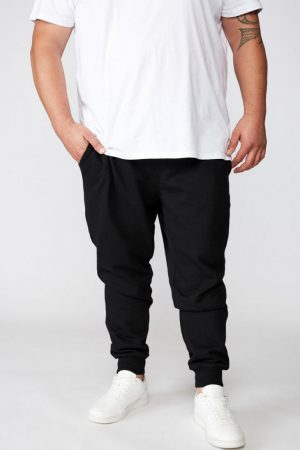 Cotton On Joggers | Mens Bg Trippy Slim Trackie Peached Black