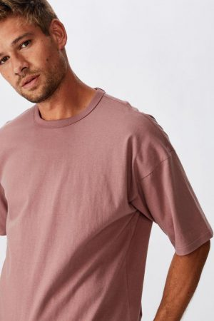 Cotton On T-Shirts | Mens Droptail Tee Dirty Burg