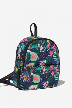 Cotton On Bags | Womens Mini Cairo Backpack Resort Floral