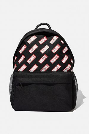 Cotton On Bags | Mens Marvel Fundamental Backpack Lcn Marvel Yardage